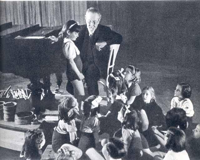 Musica e movimento secondo il Metodo Dalcroze